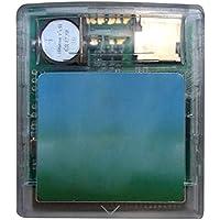 Libertroy Tarjeta de Juego 16/32/64 bit Tarjeta de Juego para Nintendo para GB GBC GBA SP Cartucho de Juego Verde para Game Boy para Game Boy Color - Verde