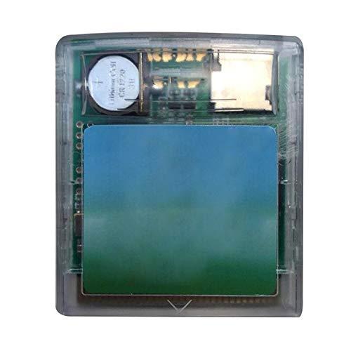Spiel Flash Card 16/32/64 Bit Spielkarte Für Nintendo Für GB GBC GBA SP Grün Spiel Patrone Für Game Boy Für Game Boy Farbe - Grün (Super Nintendo Spiel-patronen)