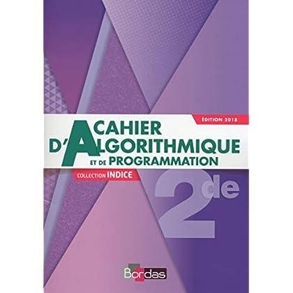 Indice Mathématiques 2de 2018