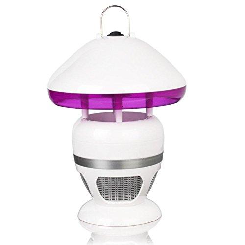 YL Pas De Rayonnement LED Photocatalyseur Lampe Anti-Moustique