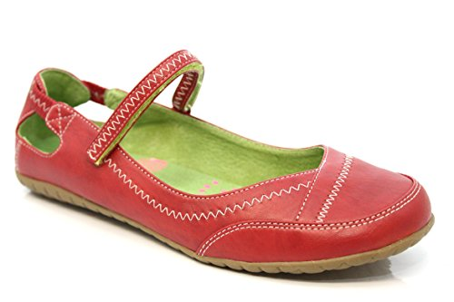 ladies-red-mary-jane-touch-fastening-fashion-bar-shoe-red-size-uk-ladies-size-5