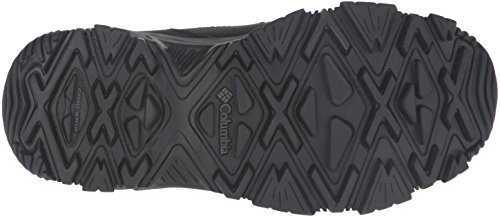 Columbia Gunnison, Scarpe da Arrampicata Uomo Nero (Shark, Charcoal 011Shark, CHARCOAL 011)