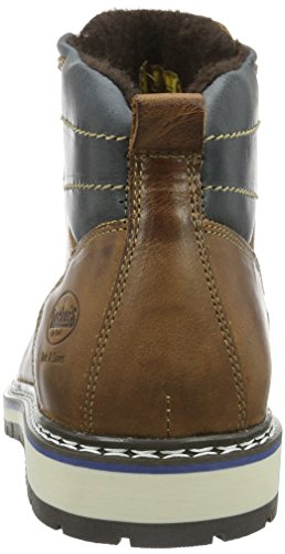 Dockers by Gerli Herren 39pe007-100410 Combat Boots Braun (reh 410)