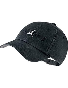 Nike Jordan H86Air Cap, Gorro para Hombre, Hombre, AA1306 010, Black/Smoke Grey, única