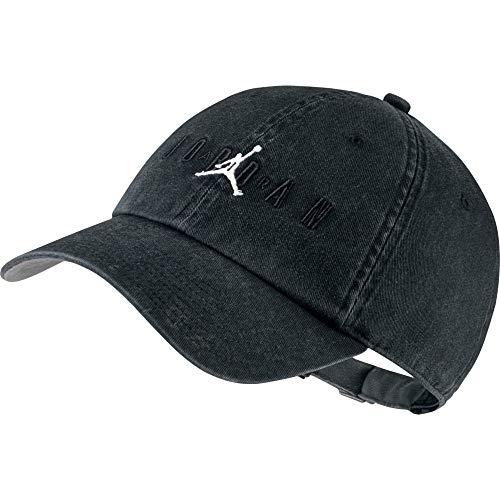 Nike Jordan H86Air Cap, Mütze Herren Einheitsgröße Black/Smoke Grey