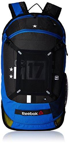 Reebook OS Elite M 28L BCK - Bolso unisex, color azul / gris, talla única