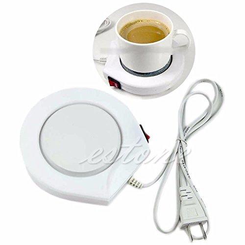 Generic Büro Haus Verwenden Elektrische Wärmer Tasse Kaffee Milch Heizung Pad AC 110V