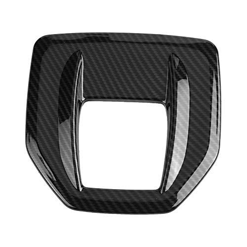 Gangschaltung Box Cover, Carbon ABS Auto Gangschaltung Box Panel Trim für Giulia 2017-2018