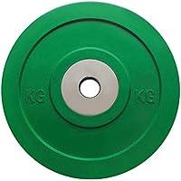 Toorx - Disco BUMPER microcarico boccola svasata da 0,25 - 0,5 - 1 - 1,5 - 2 - 2,5 Kg (0.5 Kg)