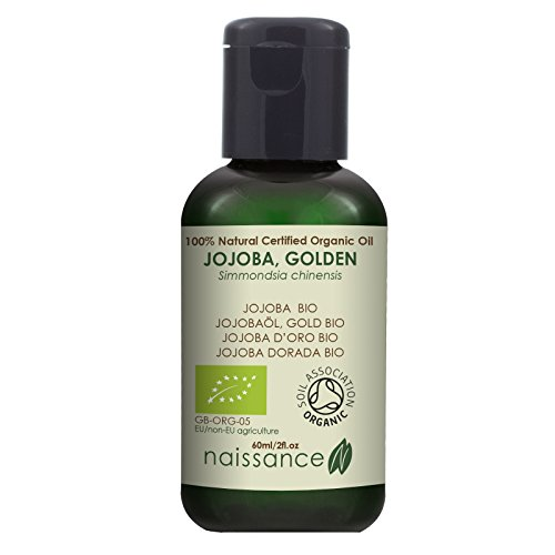 Bio Jojobaöl Gold - 100% rein - 60ml