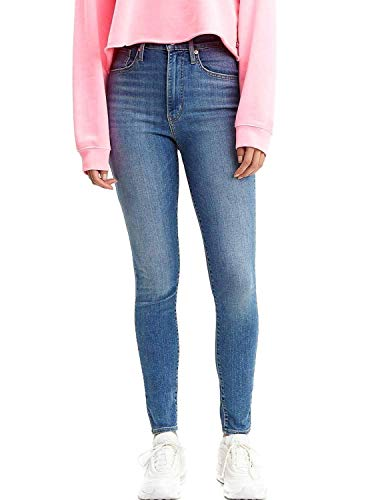 Levi's  ® Mile High Super Skinny W Jeans Business as Usual (Levis High Rise Skinny Jeans)