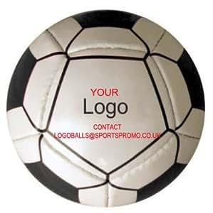 PROMO Mini ballon de football avec votre logo: Commande minimum 100unités