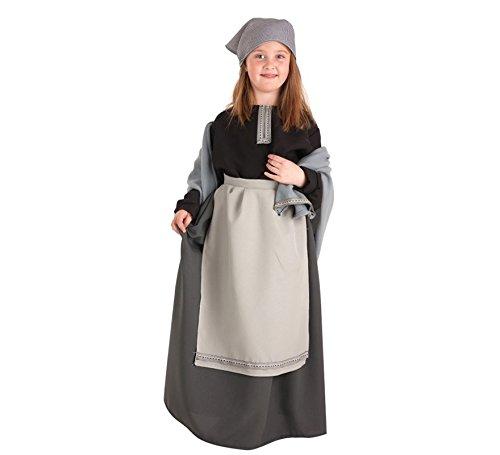 Imagen de disfraz de castañera para niña