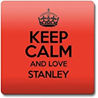 RED Keep Calm and Love Stanley Sottobicchiere 0620 colore