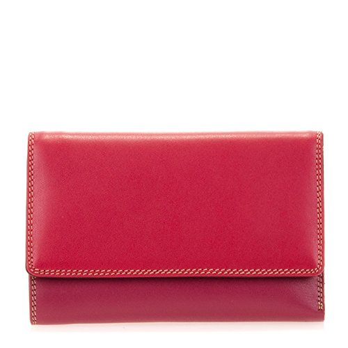 mywalit-cartera-tri-fold-purse-w-inner-flap-frambuesa-unica