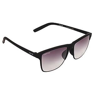 Creature Uv Protected Wayfarer Unisex Sunglasses(Doit-001|53|Purple)