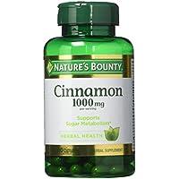 Natures Bounty Cinnamon 1000 mg by Natures Bounty preisvergleich bei billige-tabletten.eu