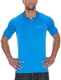 BRUBECK® SS10920 PRESTIGE Herren Polo Funktionshemd | Kurzärmelig | Tennis | Golf | Segeln | Atmungsaktiv | Poloshirt | Hemd | Kurzarm
