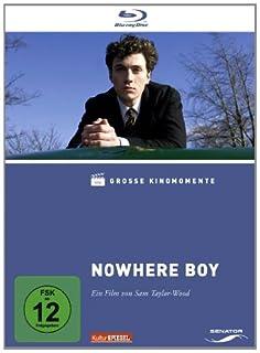 Nowhere Boy - Große Kinomomente [Blu-ray]
