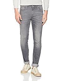 TOM TAILOR Denim Herren Jeans Culver Skinny Grey Denim