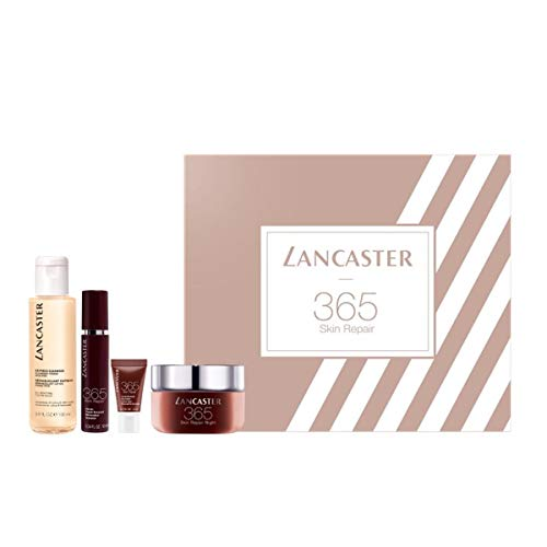 Lancaster 365 Skin Repair Night Set (Crema Para Contorno De Ojos)