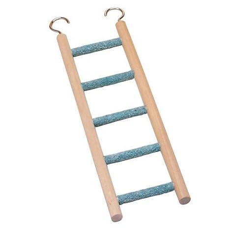 Bird Toy Interpet Pedicure Ladder Small