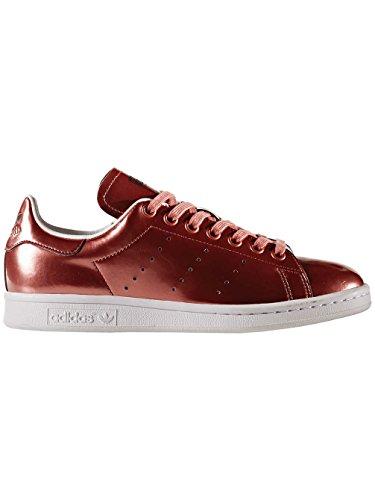 Adidas Stan Smith W–Chaussures pour Femme, Multicolore–(cobmet/cobmet/Ftwbla) Cuivre