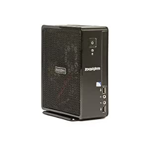 Zoostorm 7270-8006 Ultra Small Form Factor PC (Intel Celeron-1037U 1.8 GHz, 4 GB RAM, 64 GB SSD, DVDRW, Wi-Fi, Windows 8.1 with Bing)