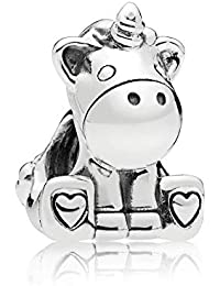 Pandora 797609 Women's Bead Charms 925 Sterling Silver