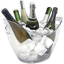 Vin Bouquet FIE 029 - Cubitera transparente para 6 botellas