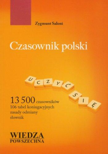 Czasownik Polski Nowa Edycja [KSIKA]