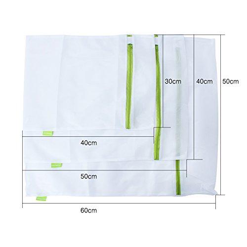Zoom IMG-1 sacchetti rete da biancheria per