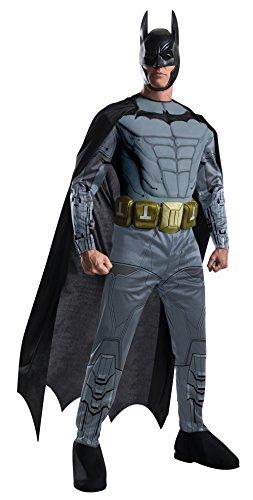 Batman Arkham Asylum Kostüm (Batman Arkham Origins Kostüm,)