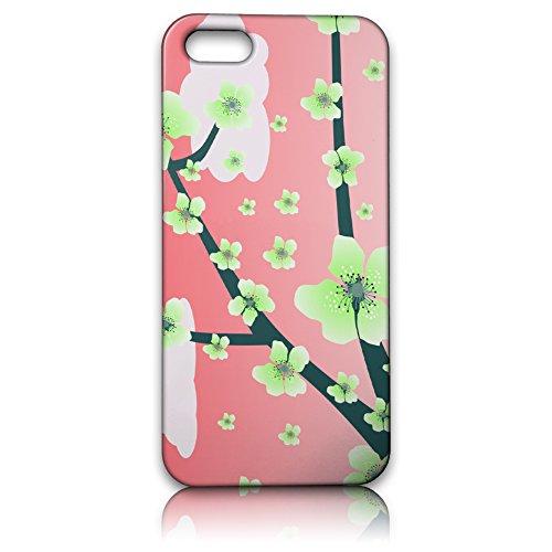 farmygadget Coque Case Impression Complète type fleurs–Flowers Étui pour Smartphone Apple 00010g