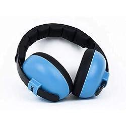 BANZ Casque anti bruit pour bébé, Bleu
