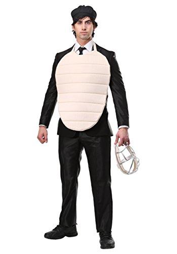 Fun Costumes Vintage Schiedsrichter Kostüm für Herren - ST