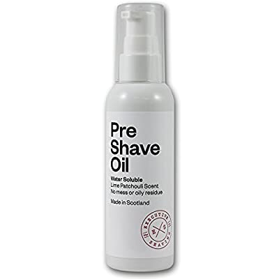 Executive Shaving Water Soluble Pre Shave Oil 100ml by Executive Shaving