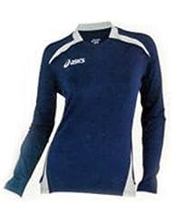 Asics Damen Marion Damen-Laufshirt, langärmlig