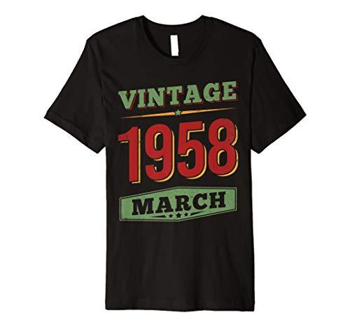 c5bf14c69 1958 birthday gift tees de al mejor precio de Amazon en SaveMoney.es
