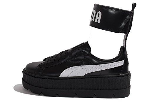 Puma Fenty Ankle Strap Sneaker Black