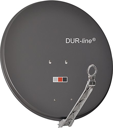 DUR-line SELECT 75cm Anthrazit - 3 x Test