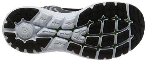 Brooks Pureflow 6, Scarpe da Corsa Donna Multicolore (Black/Anthracite/Silver)