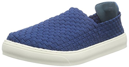 Blink Bmecl Damen Sneakers Blau (675 Denim blue)