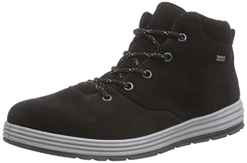 Ricosta Joshua Jungen Hohe Sneakers Schwarz (schwarz 093)