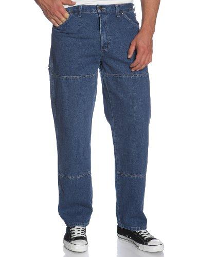 Dickies Herren Relaxed Fit Workhorse Jeans Big-Tall - Blau - 48W / 30L -