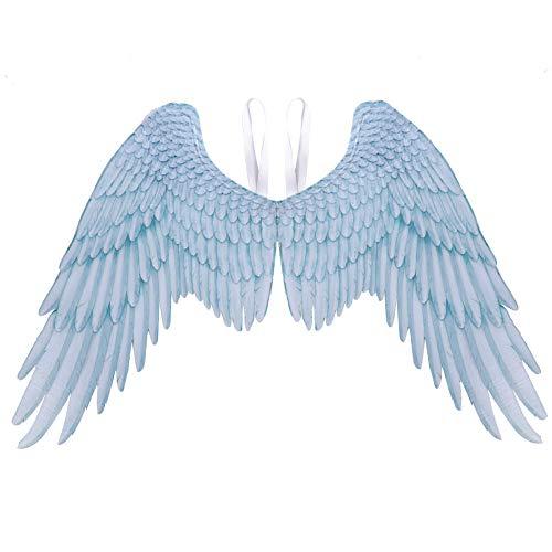 Engel Verkleiden Sich - PINGTANG Engel Federflügel Unisex Kostüm für