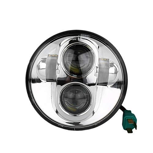 5,75 Zoll LED-Motorrad-Scheinwerfer-Scheinwerferlicht-Scheinwerferlampe für Harley Davidson