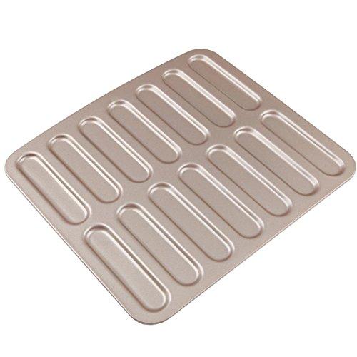 KP Puff stampo padella antiaderente forno 14 anche tirare il dito biscotti snack-mode