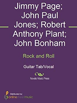 Rock and Roll par [Page, Jimmy, John Bonham, John Paul Jones, Led Zeppelin, Robert Plant]