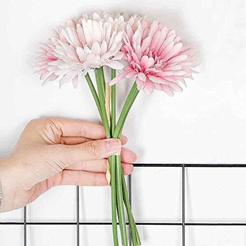 VICKY-HOHO künstliche Seide gefälschte Blumen Daisy Gerbera